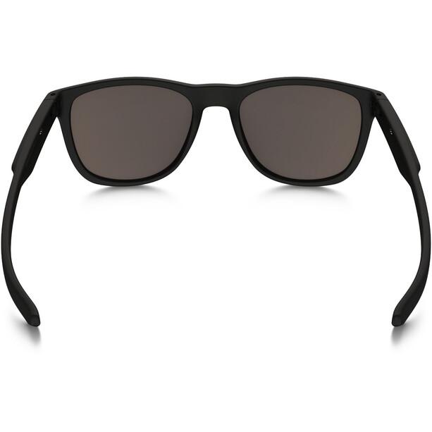 Oakley Trillbe X Lunettes de soleil, matte black/warm grey
