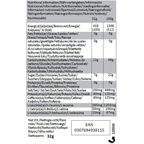 GU Energy Gel Box 24 x 32g Karamell Macchiato