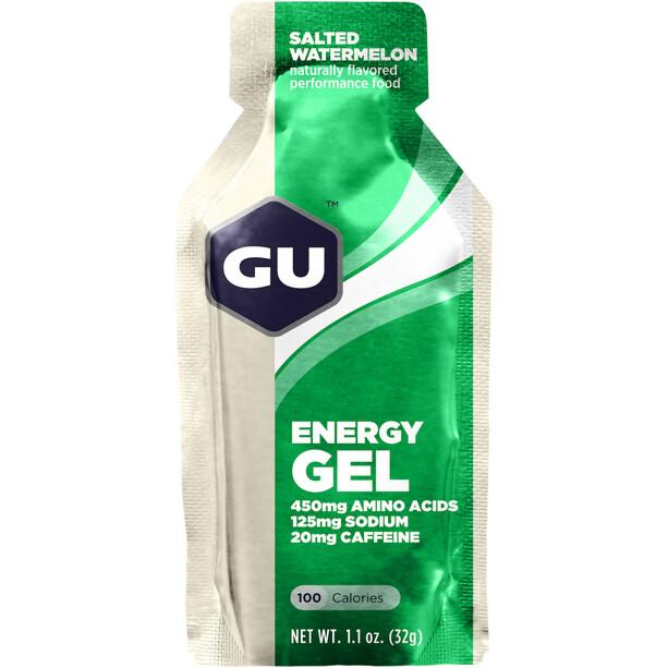 GU Energy Gel Box 24 x 32g Salted Watermelon