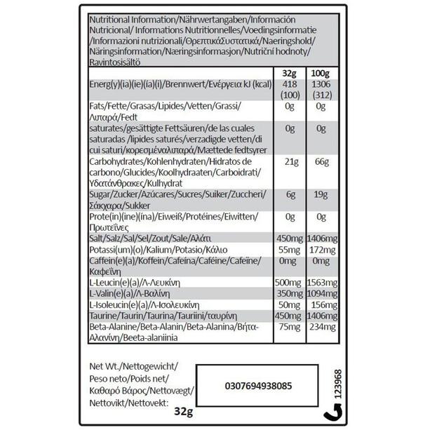 GU Energy Roctane Energy Gel Box 24 x 32g Limonade