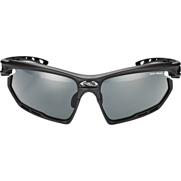 Rudy Project Fotonyk Brille black matte - rp optics smoke black