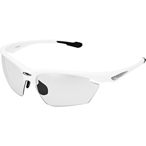 Rudy Project Stratofly Lunettes, white carbonium/photoclear white carbonium/photoclear