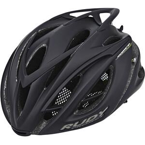 Rudy Project Racemaster Helm schwarz schwarz
