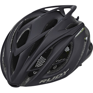 Rudy Project Racemaster Helm black stealth (matte) black stealth (matte)