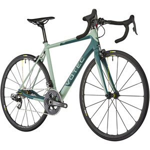 VOTEC VRC Evo Carbon Road green green