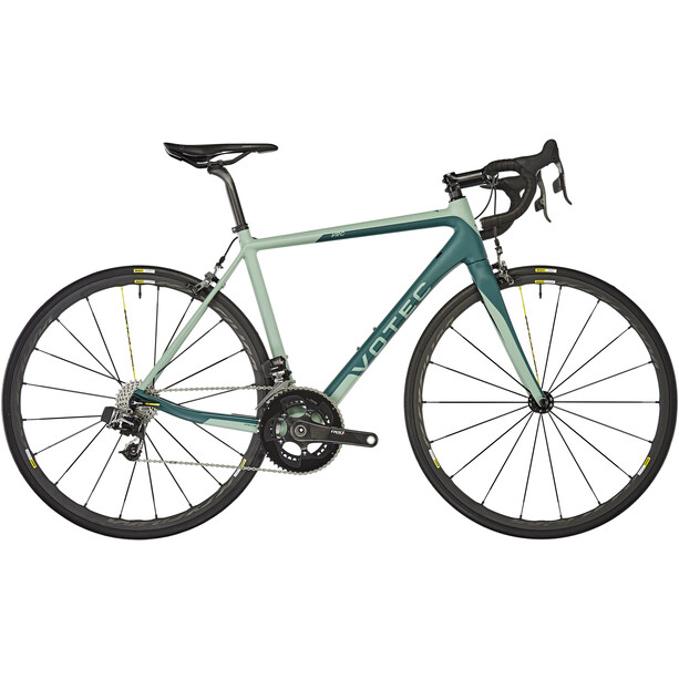 VOTEC VRC Evo Carbon Road green