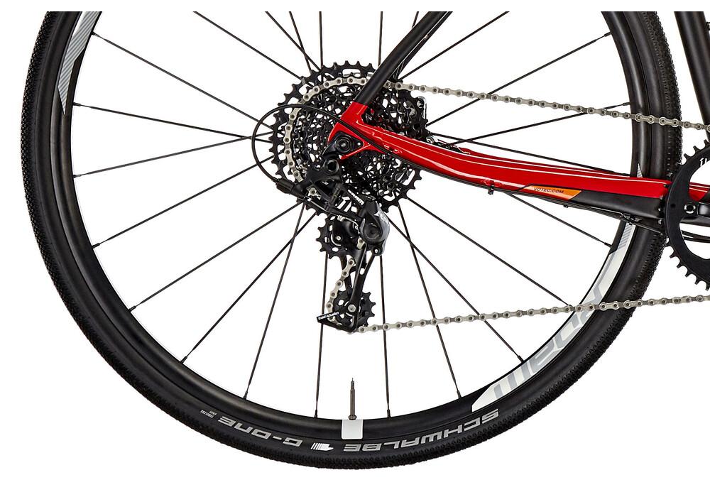 votec vrx comp gravel py r punainen musta bikester. Black Bedroom Furniture Sets. Home Design Ideas