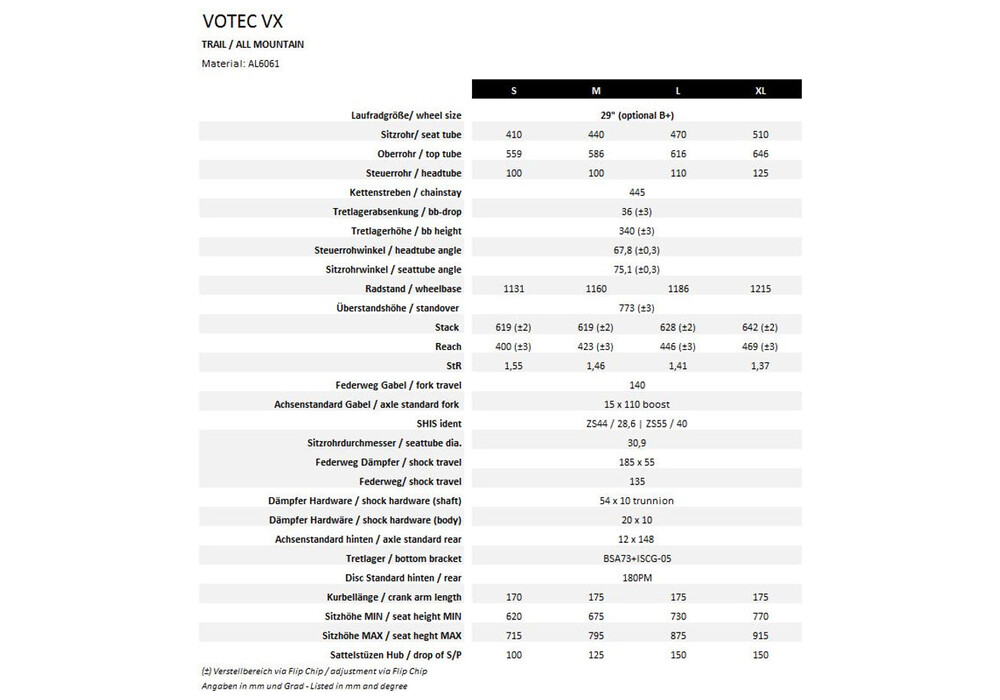 votec vc pro 1x11 tour trail hardtail 29 black grey online kaufen. Black Bedroom Furniture Sets. Home Design Ideas