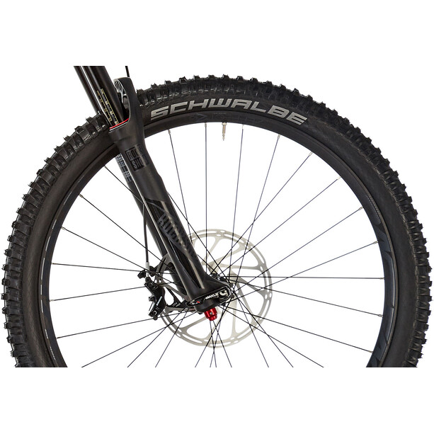 "VOTEC VE Pro Enduro Fully 27,5"" red-black"