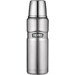 Thermos King Isolierflasche 470ml silber silber