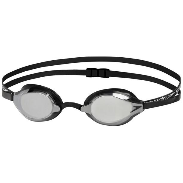 speedo Fastskin Speedsocket 2 Mirror Lunettes de protection, black/mirror