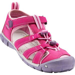 Keen Seacamp II CNX Sandals Kids very berry/lilac chiffon very berry/lilac chiffon