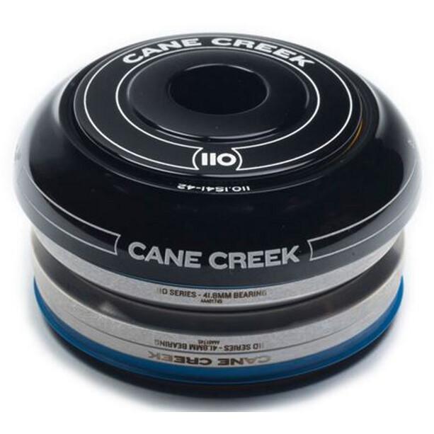 "Cane Creek 110 Headset 1 1/8"" Short IS42/28.6/H9 I IS42/30 black"