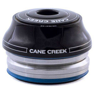 "Cane Creek 110 Headset 1 1/8"" Tall IS42/28.6/H15 I IS42/30 ブラック"