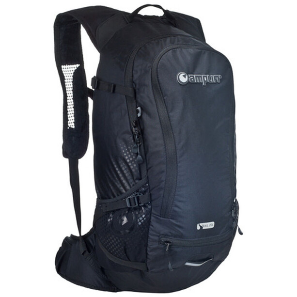 Amplifi Trail 12 Rucksack jet black