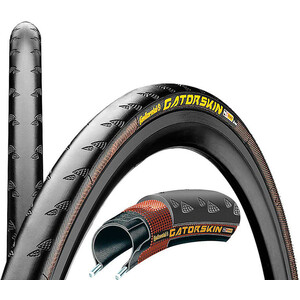 "Continental GatorSkin Clincher Tyre PolyX Breaker 28"""