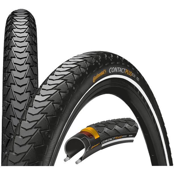 "Continental Contact Plus Clincher Tyre SafetyPlus Breaker 27.5"" Reflex"