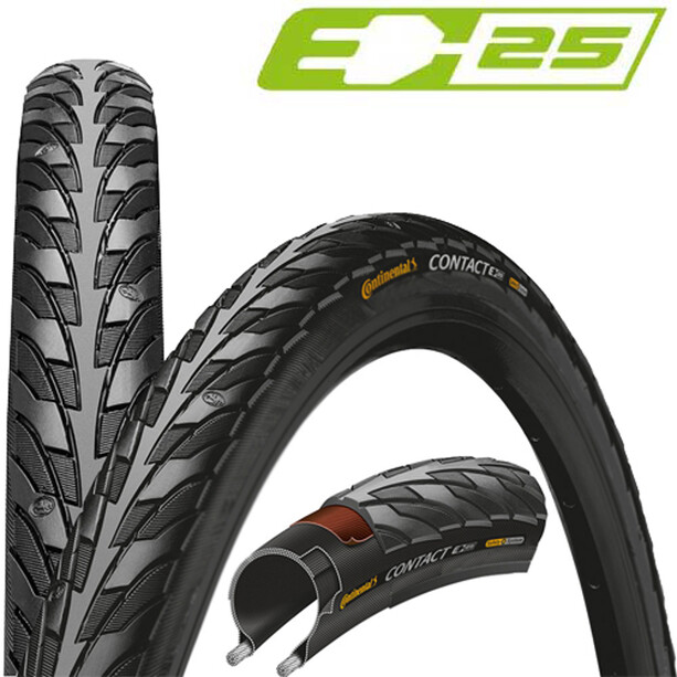 """Continental Contact Clincher Tyre Safety System Breaker 28"""""""
