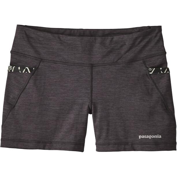 Patagonia Diversifly Speed Shorts Damen black