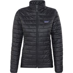 Patagonia Nano Puff Jacke Damen schwarz schwarz