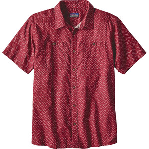 Patagonia Back Step T-shirt Homme, rouge rouge