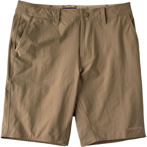 Patagonia Stretch Wavefarer Walk Shortsit Miehet, ash tan