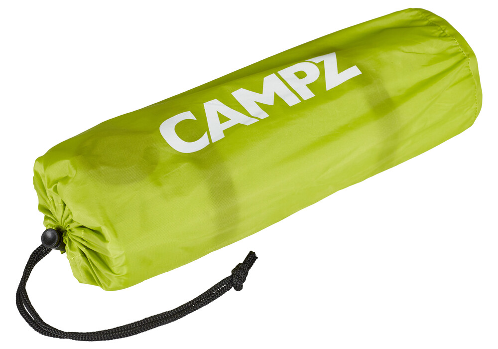 Campz trekking matelas ultra l ger vert sur - Matelas gonflable ultra leger ...