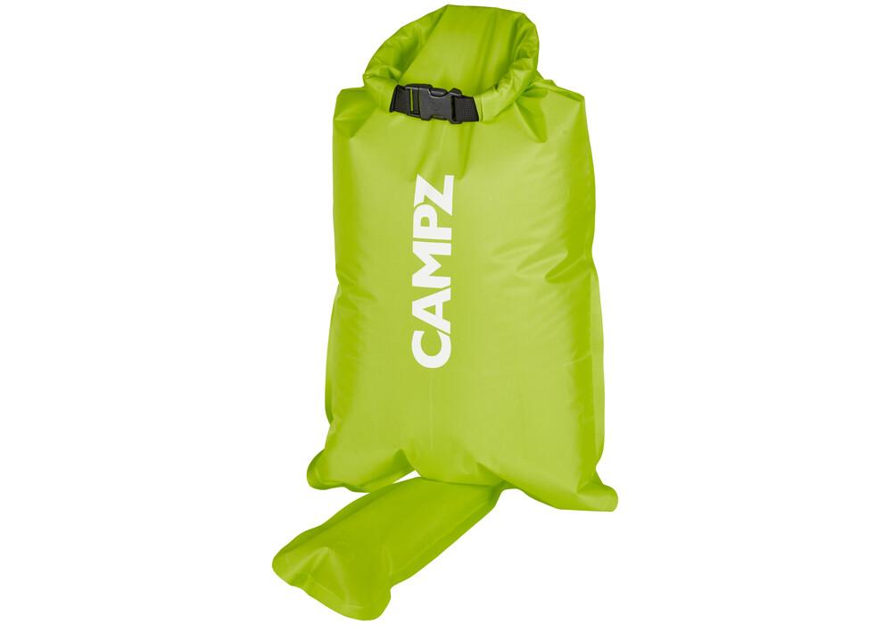 campz pumpsack sac pompe vert sur. Black Bedroom Furniture Sets. Home Design Ideas