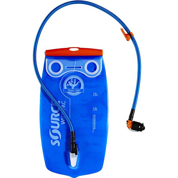 SOURCE Premium Kit 2L flaske, gennemsigtig/blå