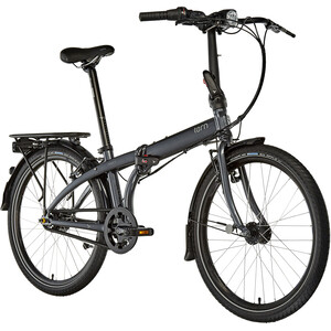tern Node D7i 24'' gunmetal/grey gunmetal/grey