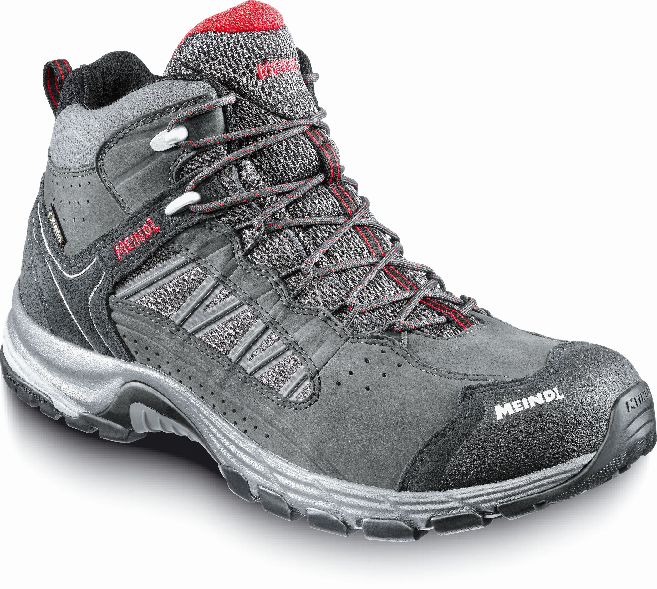 Salomon Quest Winter GTX Shoes Herr phantomblackvapor blue