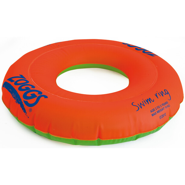 Zoggs Swim Ring 3-6 years Kinder orange/green