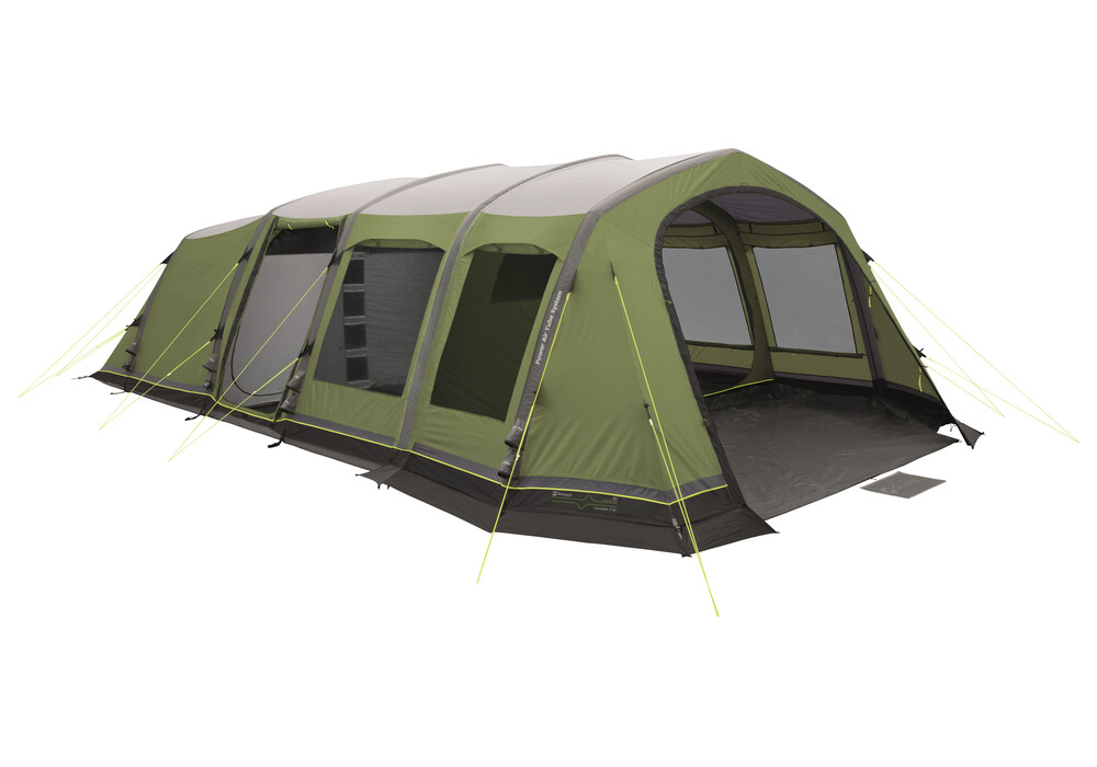 outwell corvette 7ac tent. Black Bedroom Furniture Sets. Home Design Ideas
