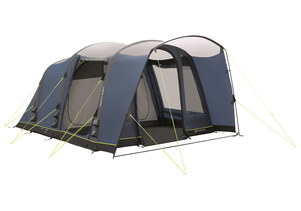 outwell flagstaff 5a tent. Black Bedroom Furniture Sets. Home Design Ideas