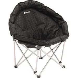 Outwell Casilda Chaise, noir noir