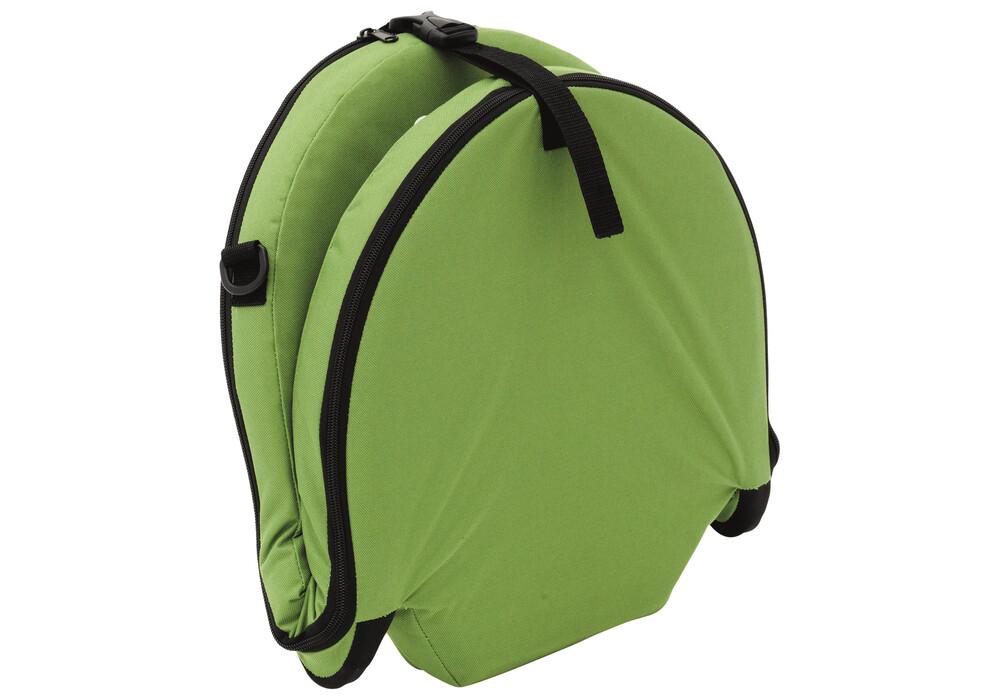 Outwell poelo deluxe sgabello pieghevole verde su for Sgabello verde