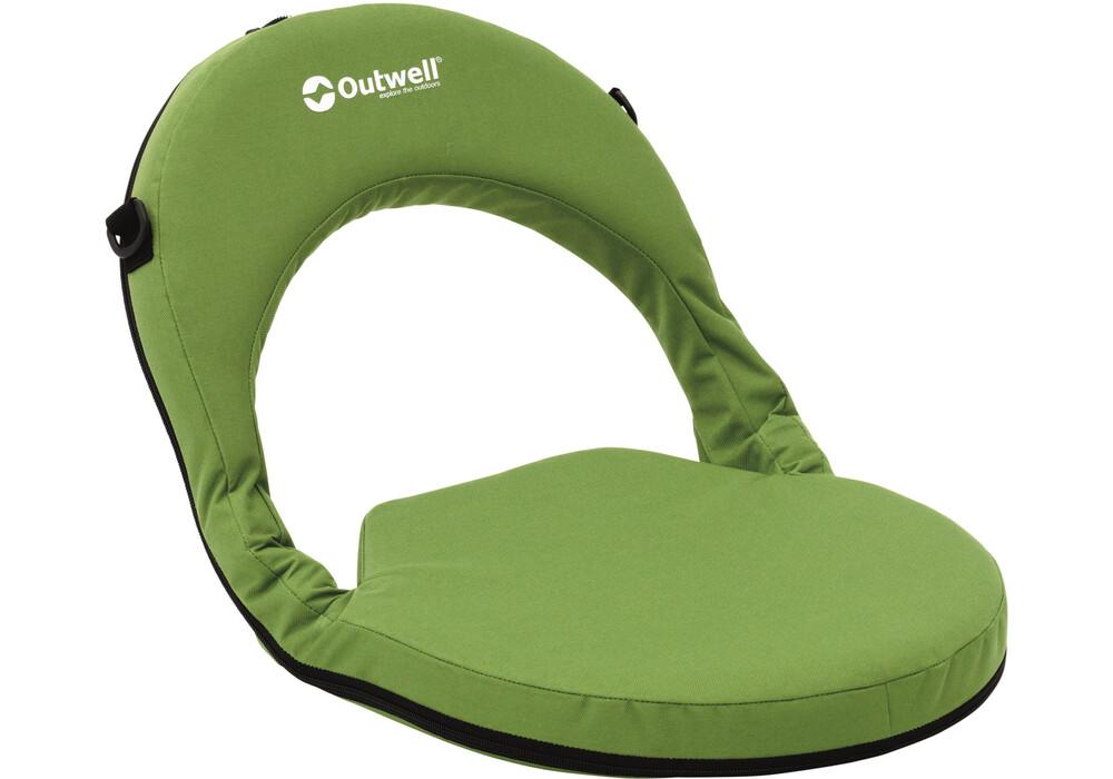 Acquista outwell poelo deluxe sgabello pieghevole verde for Sgabello verde