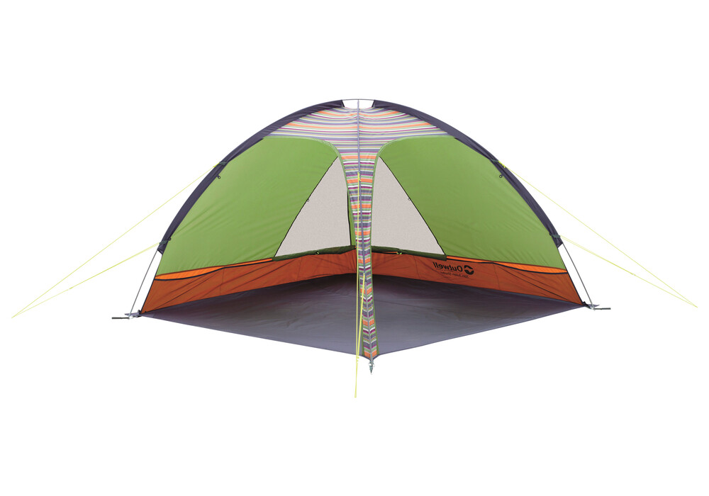 Outwell san julian verde naranja - Refugios y parasoles camping ...
