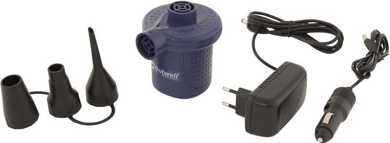 Outwell Sky Pumpe 12V/230V Luftpumpen 650541