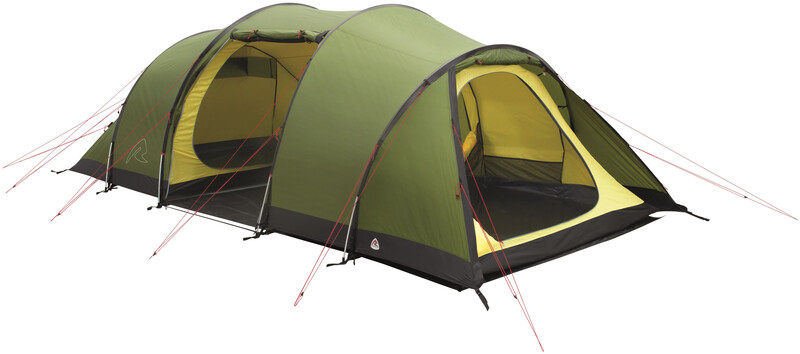 Green Castle Tent 2018 Tunnelzelte
