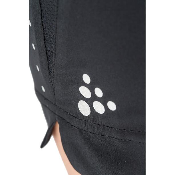 """Craft Essential 5"""" Shorts Dam black"""