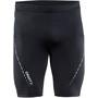 Craft Essential Short Tights Herr black