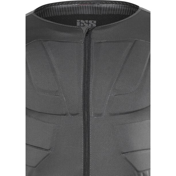 IXS Carve Oberkörper Protektor Trikot Herren grey