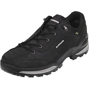 Lowa Renegade GTX Low-Cut Schuhe Herren schwarz/graphit schwarz/graphit