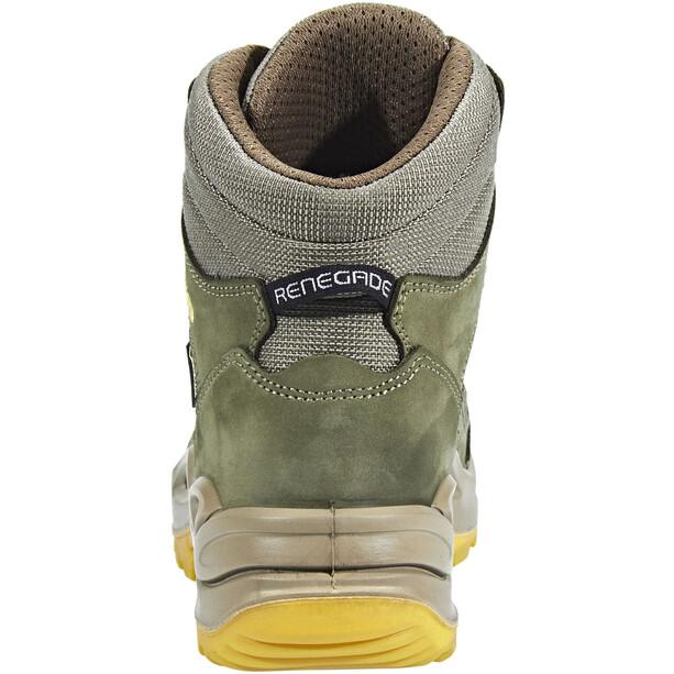 Lowa Renegade GTX Mid-Cut Schuhe Damen reed/honey
