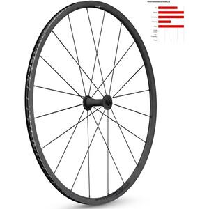 "DT Swiss PR 1400 Dicut Oxic Wheel 28"" フロントホイール Alu 100 / 5mm ブラック"