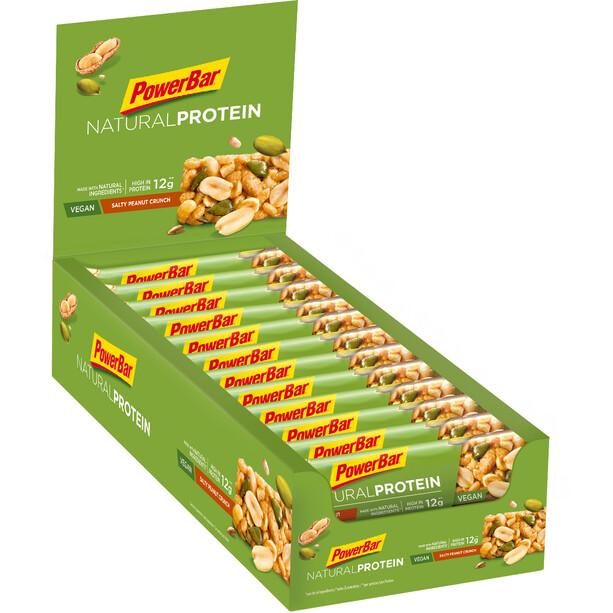 PowerBar Natural Protein Bar Box 24 x 40g