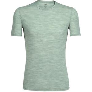 Icebreaker Anatomica T-shirt Col ras-du-cou Homme, vert/gris vert/gris