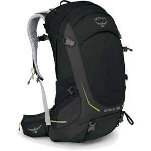 Osprey Stratos 34 Backpack Herr black black