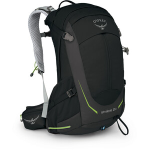 Osprey Stratos 24 Backpack Herr black black